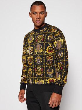Versace Jeans Couture Versace Jeans Couture Sweatshirt B7GZB7F4 Noir Regular Fit