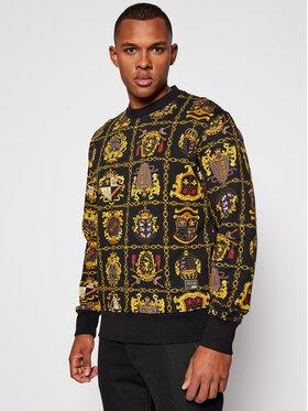 Versace Jeans Couture Versace Jeans Couture Sweatshirt B7GZB7F4 Schwarz Regular Fit
