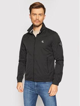 Calvin Klein Jeans Calvin Klein Jeans Prechodná bunda Harrington J30J317139 Čierna Regular Fit
