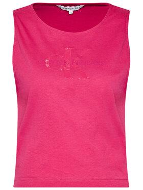Calvin Klein Jeans Calvin Klein Jeans Halenka Tonal Monogram J20J215622 Růžová Regular Fit