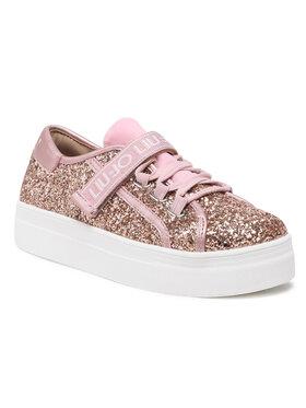 Liu Jo Liu Jo Sneakersy Alicia 26 4A1701 TX007 S Růžová