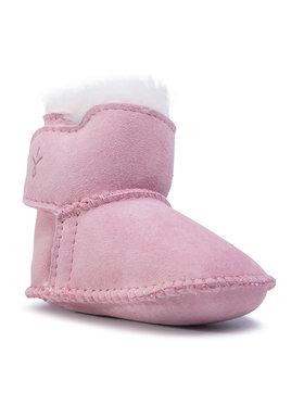 EMU Australia EMU Australia Schuhe Baby Bootie B10310 Rosa