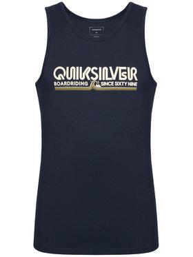 Quiksilver Quiksilver Tank top Like Gold EQYZT06336 Σκούρο μπλε Regular Fit