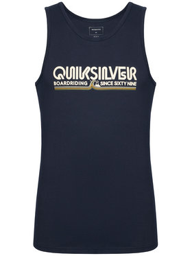 Quiksilver Quiksilver Trikó Like Gold EQYZT06336 Sötétkék Regular Fit
