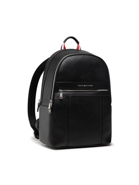 Tommy Hilfiger Tommy Hilfiger Plecak Th Downtown Backpack AM0AM07560 Czarny