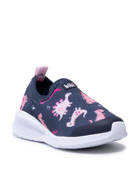 Bibi Bibi Sneakersy Fly Baby 1136096 Tmavomodrá
