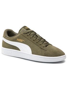 Puma Puma Sneakersy Smash v2 364989 41 Złoty