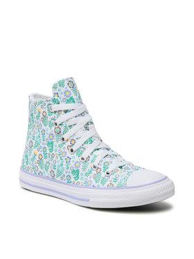Converse Converse Sneakers aus Stoff Ctas Hi 670214C Bunt