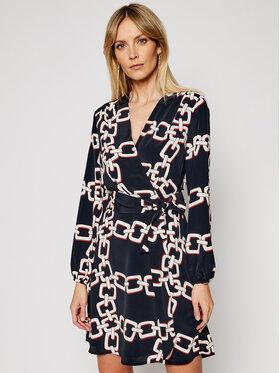 Morgan Morgan Ежедневна рокля 211-RILOU.F Тъмносин Regular Fit