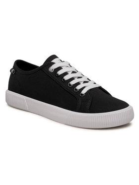 Calvin Klein Jeans Calvin Klein Jeans Tenisky Vulcanized Sneaker YW0YW00123 Čierna