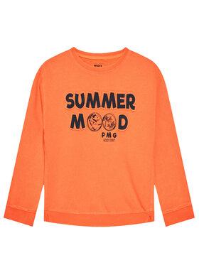 Primigi Primigi Μπλούζα Ride The Waves 45152051 Πορτοκαλί Regular Fit