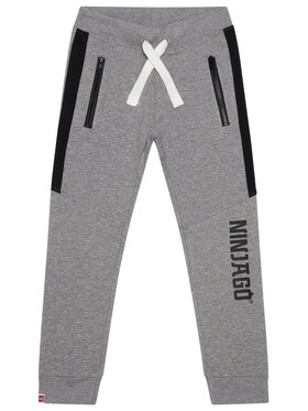 LEGO Wear LEGO Wear Pantalon jogging 22677 Gris Regular Fit