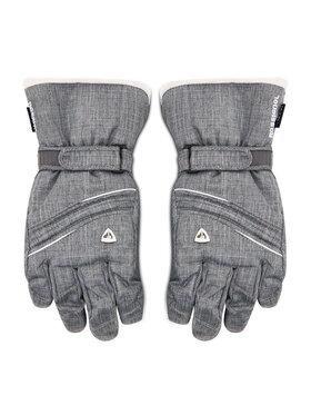 Rossignol Rossignol Γάντια για σκι W Saphir Impr G RLJWG03 Γκρι