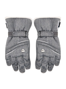 Rossignol Rossignol Lyžařské rukavice W Saphir Impr G RLJWG03 Šedá