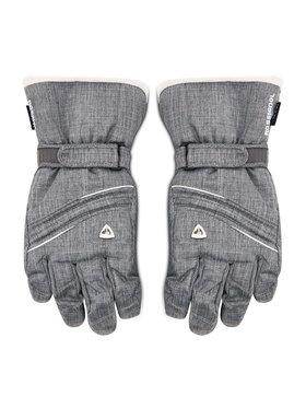 Rossignol Rossignol Lyžiarske rukavice W Saphir Impr G RLJWG03 Sivá