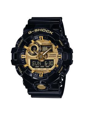 G-Shock G-Shock Часовник GA-710GB-1AER Черен