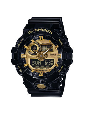 G-Shock G-Shock Orologio GA-710GB-1AER Nero