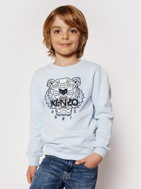 Kenzo Kids Kenzo Kids Majica dugih rukava K25088 S Plava Regular Fit