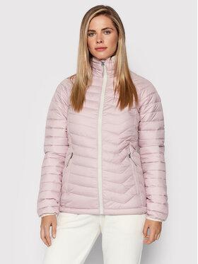 Columbia Columbia Pernata jakna Powder Lite 1699061 Ružičasta Regular Fit