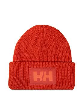 Helly Hansen Helly Hansen Sapka Box Beanie 53648-300 Narancssárga