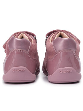 Geox Geox Sneakersy B Kaytan G.A B9451A 022HI C8006 Růžová