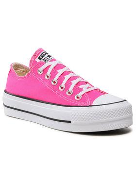 Converse Converse Sneakers aus Stoff Ctas Lift Ox 570324C Rosa