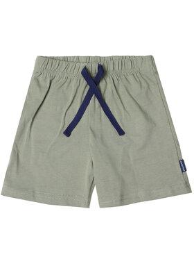 Primigi Primigi Szorty materiałowe Easy Wear Boy 45246004 Zielony Regular Fit