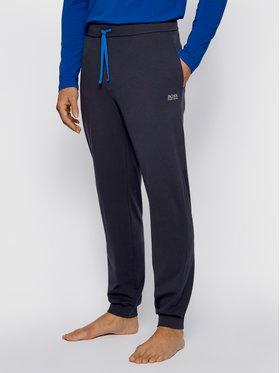 Boss Boss Spodnie dresowe Mix&Match 50381880 Granatowy Regular Fit