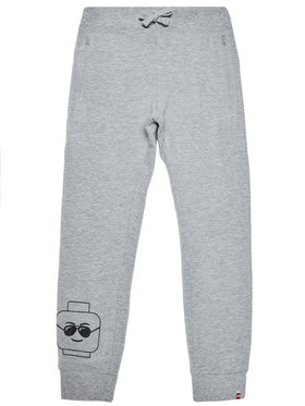 LEGO Wear LEGO Wear Jogginghose Ping 102 20049 Grau Regular Fit