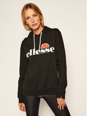 Ellesse Ellesse Felpa Picton SGC07461 Nero Regular Fit