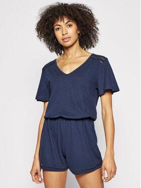 Roxy Roxy Combinaison Bali Free Love ERJKD03304 Bleu marine Regular Fit