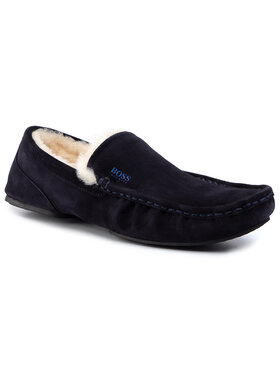 Boss Boss Pantofole Relax 5042321 10223624 01 Blu scuro