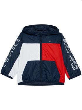 Tommy Hilfiger Tommy Hilfiger Prijelazna jakna Colorblock KN0KN01245 Tamnoplava Regular Fit