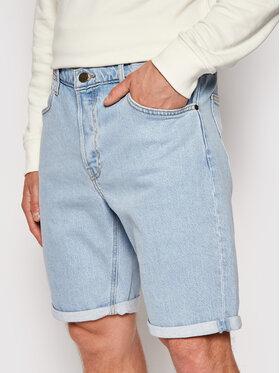 Lee Lee Short en jean 5 Pocket L73EMWJU Bleu Regular Fit