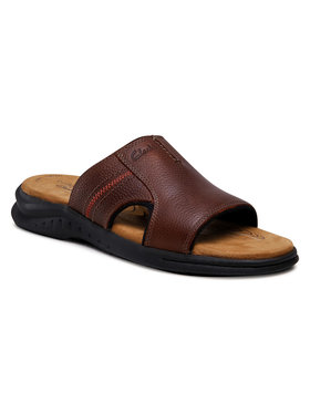 Clarks Clarks Papucs Hapsford Slide 261580867 Barna