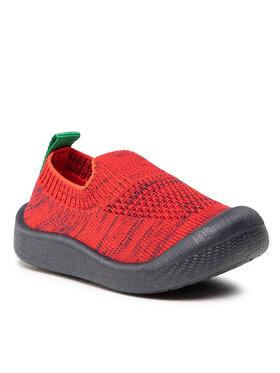 Kickers Kickers Półbuty Kick Easy 878462-10-10 Czerwony