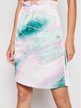 adidas adidas Mini suknja Street GN3272 Ružičasta Regular Fit