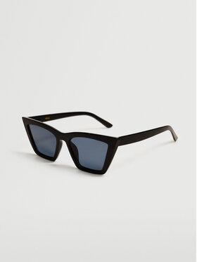 Mango Mango Okulary przeciwsłoneczne Santorin 17042016 Czarny
