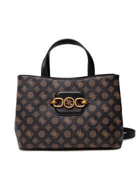 Guess Guess Geantă Hensely Logo HWPB83 78070 Maro