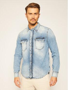 Calvin Klein Jeans Calvin Klein Jeans Koszula J30J315518 Niebieski Regular Fit