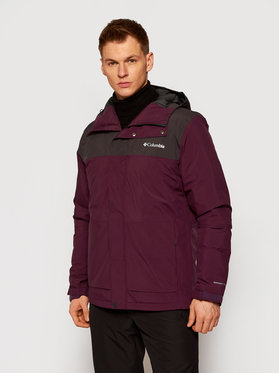 Columbia Columbia Outdoor-Jacke Horizon Explorer 1864672 Violett Regular Fit