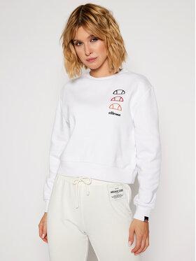 Ellesse Ellesse Sweatshirt Glenato SGG09815 Weiß Regular Fit