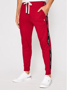 Polo Ralph Lauren Polo Ralph Lauren Παντελόνι φόρμας Spn 714830276 Κόκκινο