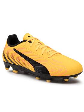 Puma Puma Παπούτσια One 20.4 Fg/Ag Jr 105840 01 Πορτοκαλί