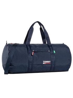 Tommy Jeans Tommy Jeans Krepšys Tjm Campus Boy Duffle AM0AM06427 Tamsiai mėlyna