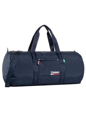 Tommy Jeans Tommy Jeans Taška Tjm Campus Boy Duffle AM0AM06427 Tmavomodrá