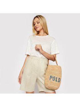 Polo Ralph Lauren Polo Ralph Lauren Sac à main Wpolo Spsu20 D4 428798023005 Beige