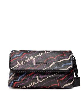 Desigual Desigual Дамска чанта 21WAXP92 Черен