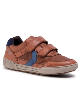 Geox Geox Sneakers J Poseido B. A J02BCA 0CLBU C6N4B D Marrone