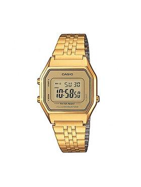 Casio Casio Часовник Vintage LA680WEGA-9ER Златист